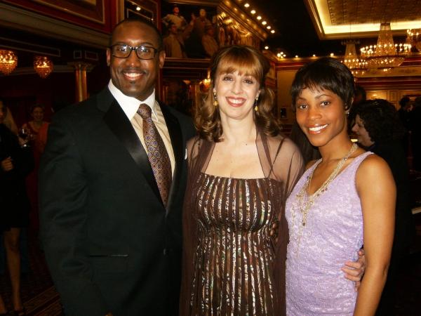 Photo Flash: Opening Night of Drury Lane Oakbrook's RAGTIME