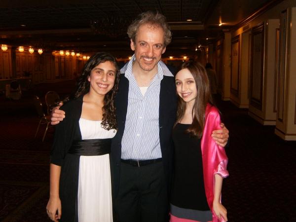 Jennifer Baker, Mark David Kaplan and Ellie Kate Schnittman