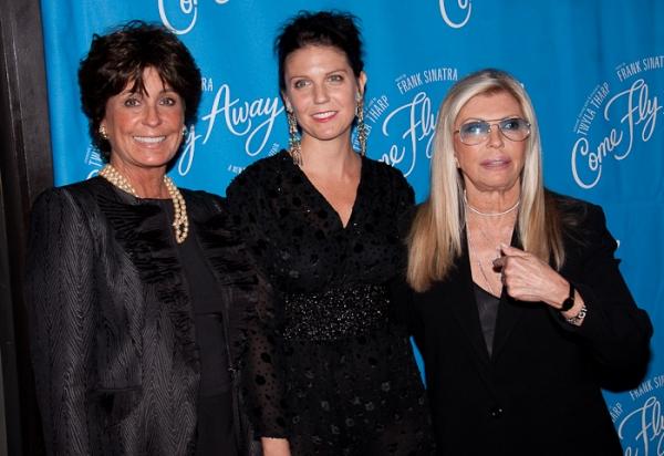 Tina Sinatra, AJ Azzarto, Nancy Sinatra