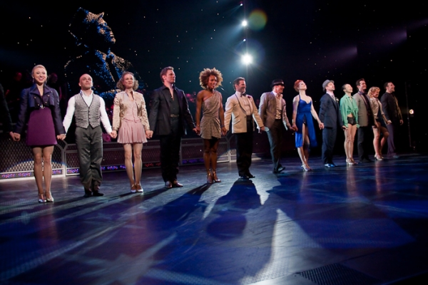 Photo Coverage: Twyla Tharp's COME FLY AWAY Opens on Broadway!