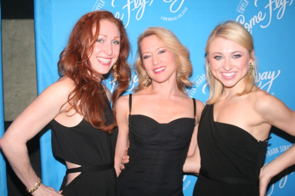Carolyn Doherty, Heather Hamilton and Meredith Miles