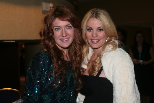Beth Ann Bonner and Bree Williamson
