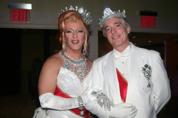 Empress 16 Lita Austin and Emperor 12 Mathius Bloussant
