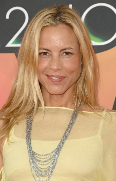 Maria Bello at Nickelodeon's Kids' Choice Awards!