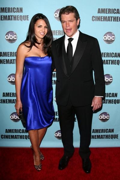 Photo Coverage: 24th American Cinematheque Award Honors Matt Damon