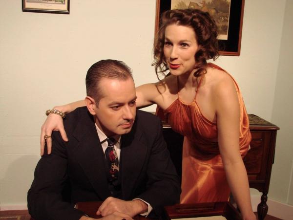 Evan Voboril & Kimberley Hellem