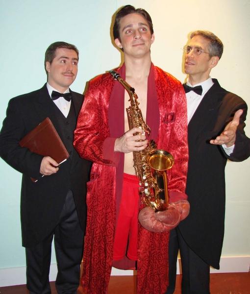 Brendan Hutt, Ken Gayton & Chris Bruzzini