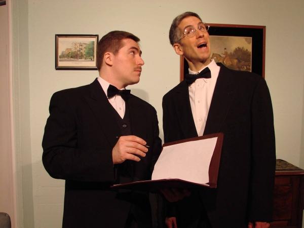 Brendan Hutt & Chris Bruzzini