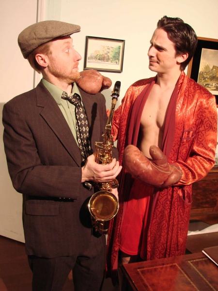 Andrew Pond & Ken Gayton