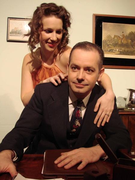Kimberley Hellem & Evan Voboril