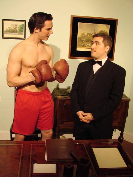 Ken Gayton & Brendan Hutt