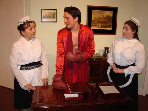 Joyce Porter, Ken Gayton & Jessica Lauren Fisher