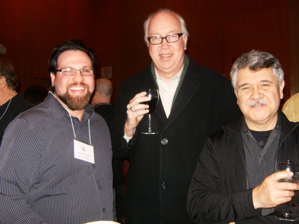 Brian Loevner, Tom Carroll and Ralph Flores
