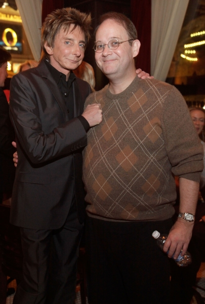 Photo Flash: Barry Manilow Celebrates Opening of New Vegas Show