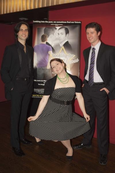 David Covington, Sarah Ripper and Brandon Davidson