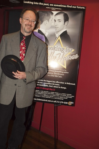 Photo Flash: LOOKING FOR BILLY HAINES Opening Night!