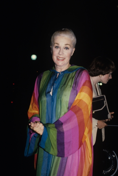 June Havoc in New York City, 1980