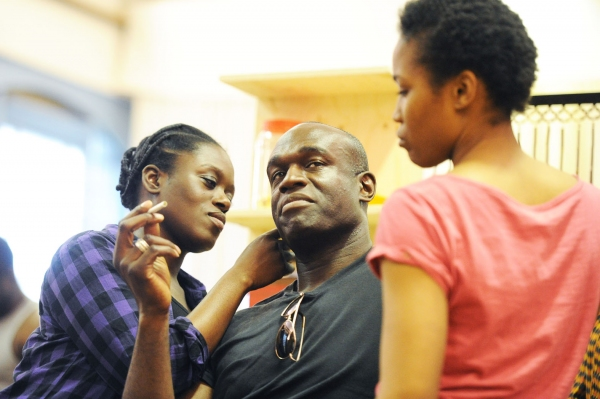Photo Flash: RUINED In Rehearsal At The Almedia
