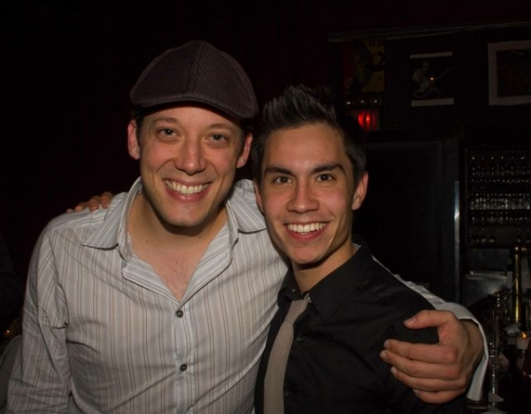 John Tartaglia and Sam Tsui
