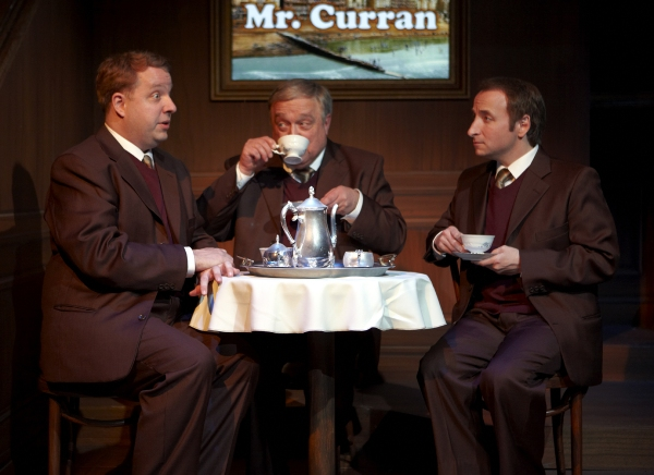 Photo Flash: WST Studio 3 Presents TRAVELS WITH MY AUNT