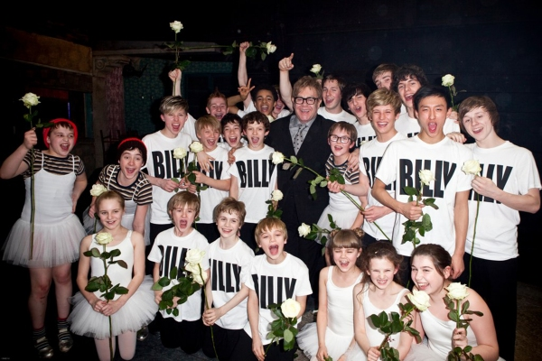 Photo Flash: BILLY ELLIOT Celebrates Five Years In The West End