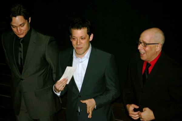 Michael Shawn Lewis, John Tartaglia, Phillip Katz