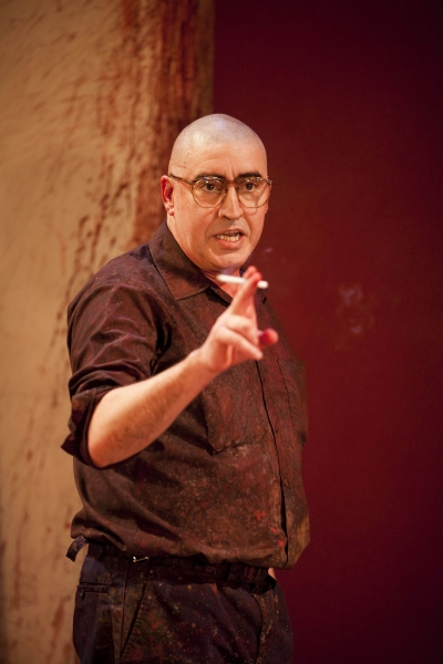 Photo Flash: RED Opens on Broadway Tonight, 4/1