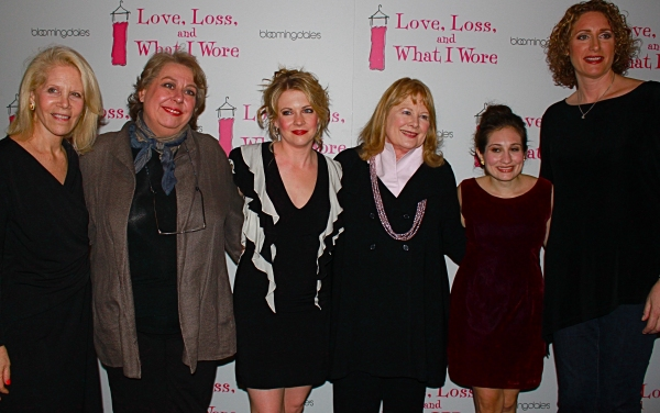 Photo Coverage: LOVE, LOSS AND WHAT I WORE Welcomes Hart, DeVito, Houdyshell et al.