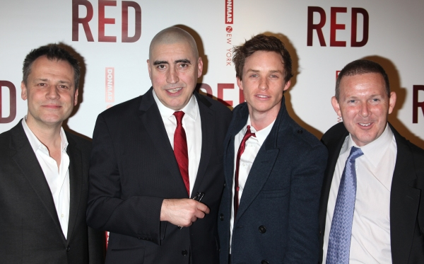 Photo Coverage: RED Opening Night Party
