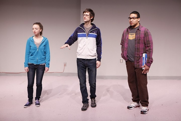 Photo Flash: 59E59 Presents ENJOY