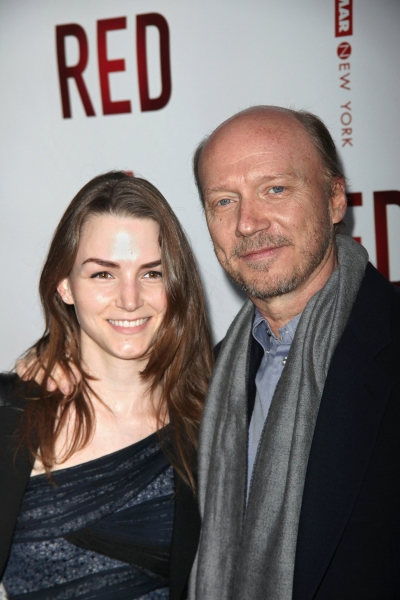 Paul Haggis and Guest at RED Starry Performance Arrivals