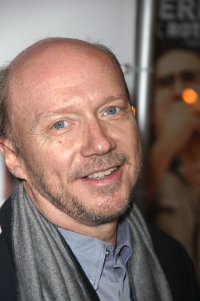 Paul Haggis at RED Starry Performance Arrivals