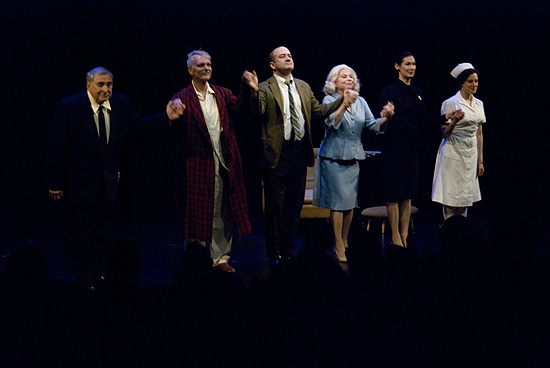 Photo Coverage: Theatre Row's I NEVER SANG FOR MY FATHER Production Photos