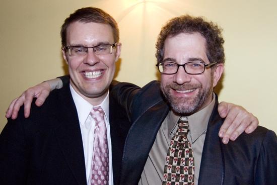 Jonathan Silverstein & Carl Forsman