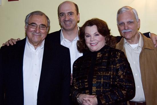 Hal Robinson, Matt Servitto, Marsha Mason,Keir Dullea