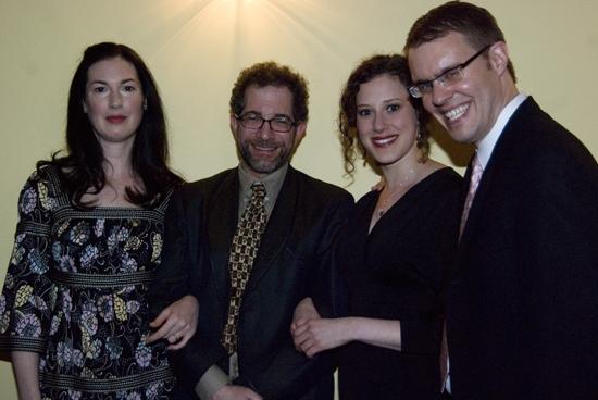 Courtney Rose, Mellisa Miller, Carl Forsman