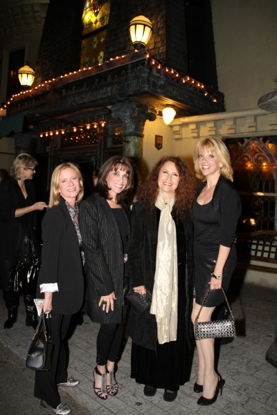 Photo Coverage: West Coast Premiere of Caruso and Stritch's CAST PARTY