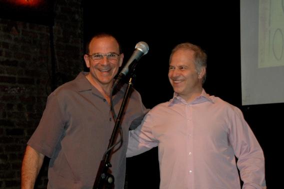 Donald Corren and Glen Roven