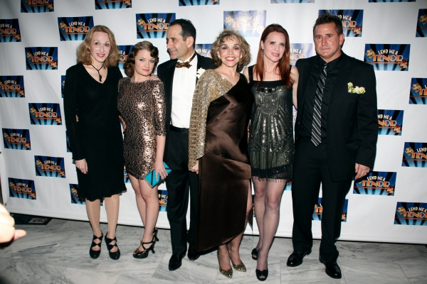 Jan Maxwell, Mary Catherine Garrison, Tony Shaloub, Brooke Adams, Jennifer Laura Thompson & Anthony LaPaglia