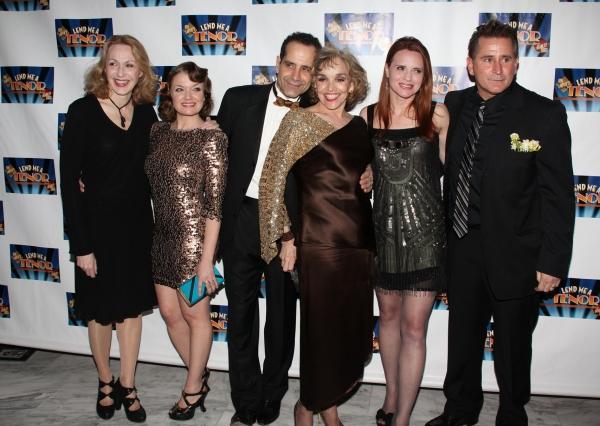 Jan Maxwell, Mary Catherine Garrison, Tony Shaloub, Brooke Adams, Jennifer Laura Thompson & Anthony LaPaglia
