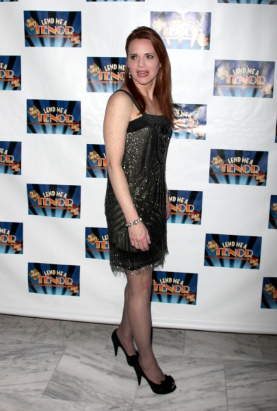Photo Coverage: LEND ME A TENOR After Party