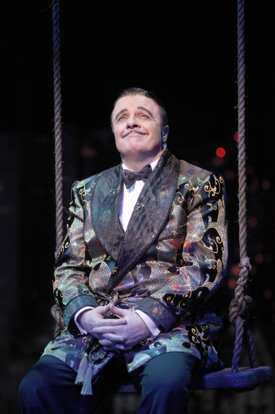 Photo Flash: THE ADDAMS FAMILY on Broadway Revealed