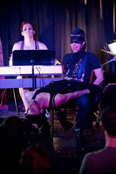 Photo Flash: THE GIRLY SHOW, Starring Van Pelt and Lincoln, At Port 41 Bar