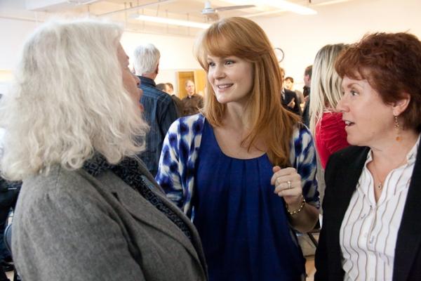 Judith Dolan, Kate Baldwin and Judy Kaye