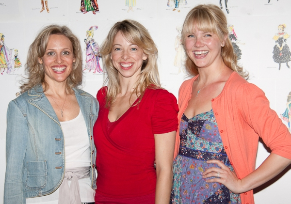 Photo Coverage: PARADISE FOUND Meets the Press!