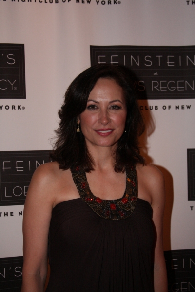 Photo Coverage: Linda Eder Opens at Feinstein's
