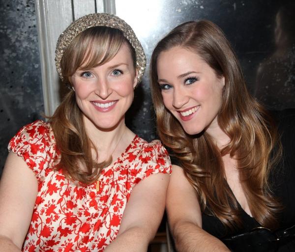 Jayne Paterson & Betsy Morgan