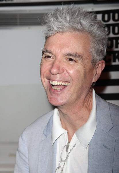 David Byrne Photo