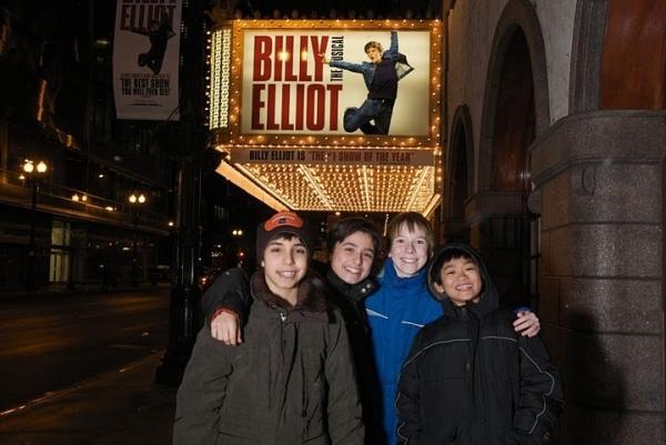 Photo Flash: BILLY ELLIOT in Chicago