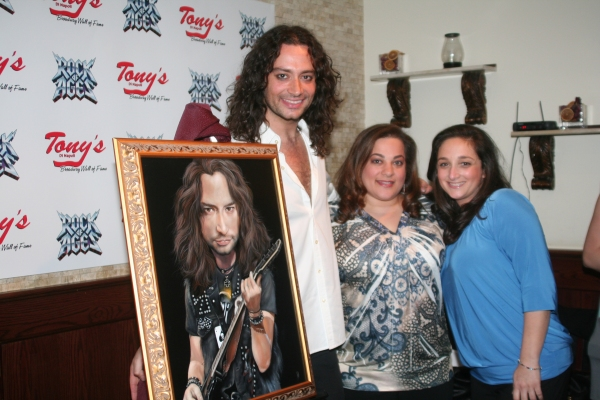 Constantine Maroulis, Julie Jacobson and Kim Williams